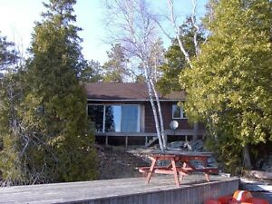 Vacation property for sale on Lake Temagami