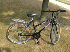 Bike: MIRAGE Free Spirit 18 Speed