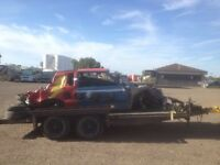 Scrap Vehicle Removal Tow/Haul