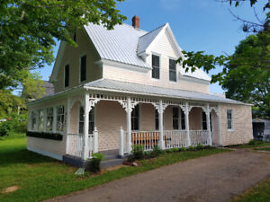 ☆BEAUTIFUL PEI HERITAGE HOME☆