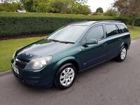 VAUXHALL ASTRA 1.8i (16V) AUTOMATIC - 5 DOOR - ESTATE ** LOW MILES **
