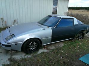 Mazda rx7 V8 5.7