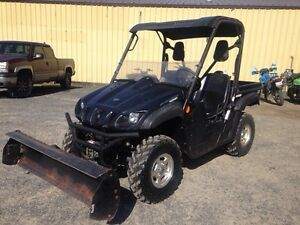 2008 Yamaha Rhino 700 SE--BAD CREDIT FINANCING AVAILABLE!!