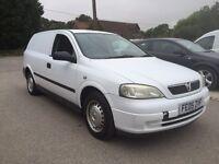 2005 Vauxhall Astra van 1.7 cdti 110000 miles