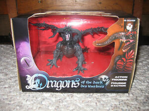 Dragons of the Dark Action Figurine