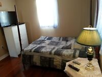 **Furn. Room, East - Utilities, Parking and Hi-speed internet