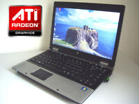 "Could Deliver - HP Elitebook Metallic GAMING Laptop 15"" - ATI Radeon HD - Intel C2d 2.53Ghz - 250Gb"
