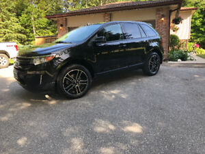 2014 FORD EDGE LOW KMS