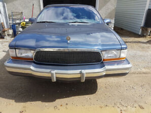 1996 BUICK ROADMASTER LIMITED 350