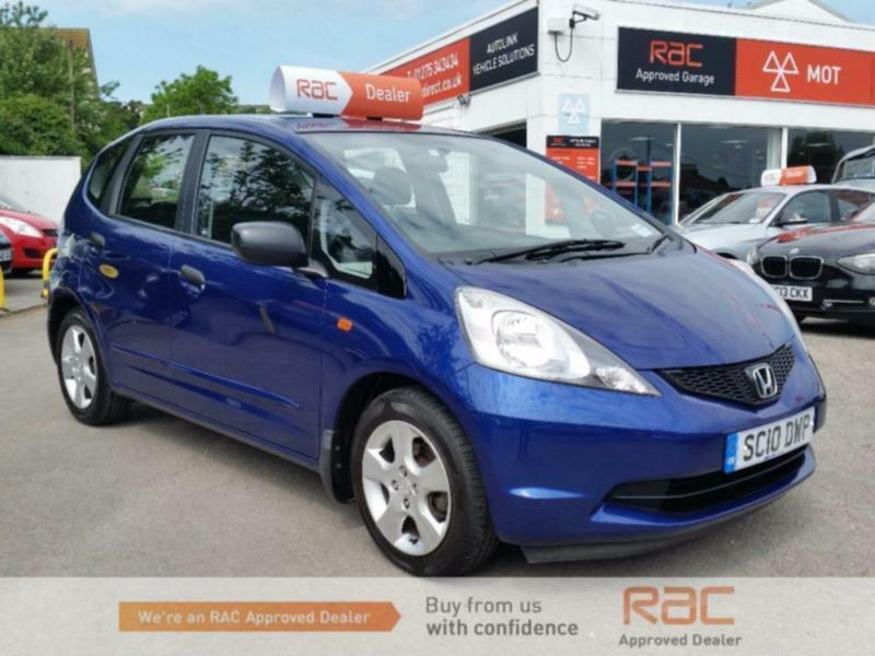 HONDA JAZZ I-VTEC SE, Blue, Manual, Petrol, 2010