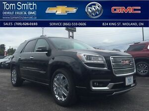 2014 GMC Acadia DENALI   - BLUETOOTH -  LOW KMS -  LEATHER - Low