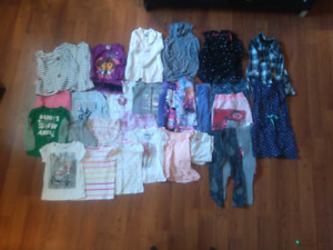 Size 4/5 mix clothing