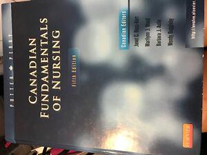 Canadian Fundamentals of Nursing textbook 5th edition