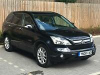 2008 '08' Honda CR-V 2.2 i-CTDi EX, 5 Door, 4x4,MPV, Estate, Diesel.