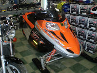 2007 ARCTIC CAT F800 LXR just traded in.