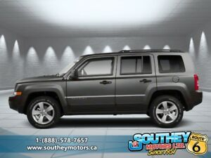 2013 Jeep Patriot NORTH 4X4  - Bluetooth -  Cruise Control - $11