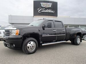 2013 GMC Sierra 3500HD DENALI Crew Cab Long Box 4WD 1SE