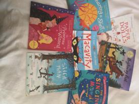 Collection 7 Julia Donaldson books