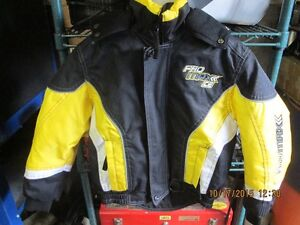 YOUTH PRO-MAX ICE SNOWMOBILE FLOW-TEX JACKET