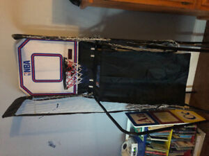 """Basketball play net """" great for kids room or even the man cave"""