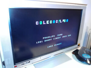 Working Colecovision System - System Base Only!  No Cables etc