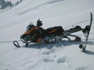 2013 Ski Doo Summit 800
