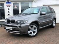 2005 05 BMW X5 3.0d auto Sport~FULL SCHNITZER PACK~SUPERB CAR ON OFFER~
