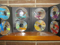 ChaLEAN Extreme Workout DVD's and Tubing Set