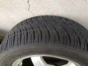 Selling rims and tires 195/60R14 Kitchener / Waterloo Kitchener Area image 4