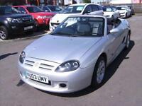 2003 MG MGTF 1.8 135 16v 2dr 2 door Convertible