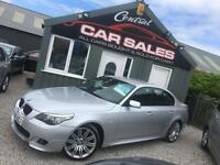BMW 520d AUTOMATIC M SPORT BUSINESS EDITION (177) FINANCE & PARTX WELCOME