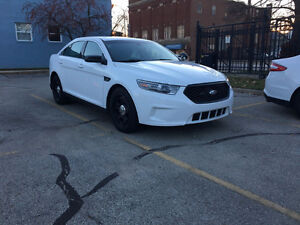 2014 Ford Taurus Police Interceptor AWD Full Package