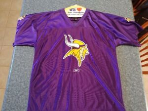 Minnesota Vikings Football Jersey For Sale