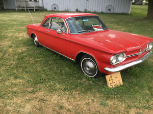 Very stylish 1964 Corvair