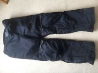 Frank Thomas motor bike trousers
