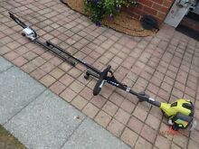 Ryobi pole pruner 2.7m 2stroke 25.4cc Murray Bridge Murray Bridge Area Preview