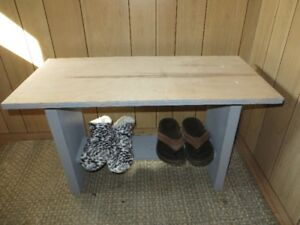 BENCH & shoe rack in one