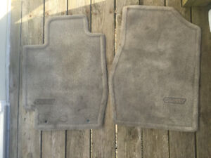 Front Mats for 2004 Toyota Camry