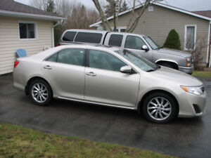 2014 Toyota Camry(Model LE)