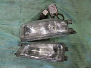 JDM SUBARU IMPREZA GC8 STI WRX VERSION 3 4 HEAD LIGHT