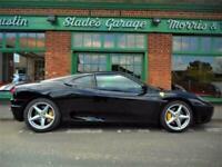 Ferrari 360 Modena F1 RHD
