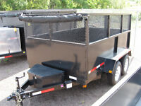 """*** Now taking orders for 2016 Dump Trailers at 2015 Prices ***"