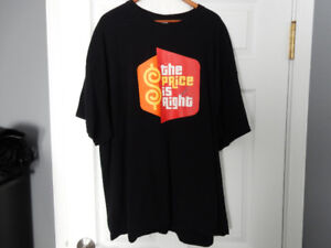 """Official """"The Price is Right"""" Tee, 3 XL"""