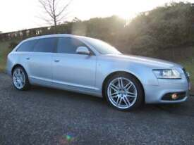 2011 Audi A6 Avant 2.0TDI S Line Special Edition Automatic 170 BHP