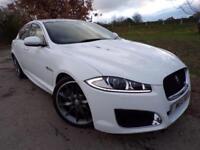 2011 Jaguar XF 5.0 V8 Supercharged XFR 4dr Auto Blind Spot Monitor! Rear Cam!...