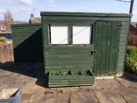 8 x 6 Garden shed for sale £50