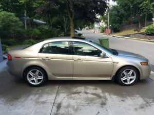 2004 Acura TL in Gold