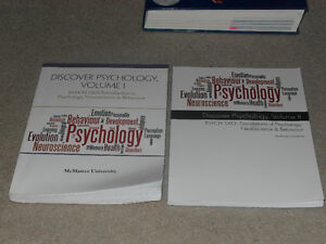 Discover Psychology Vol. 1 & Vol. 2