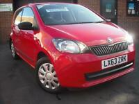 Skoda Citigo S 12v 5dr PETROL MANUAL 2013/63