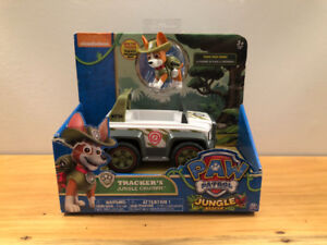 Tracker from Paw Patrol